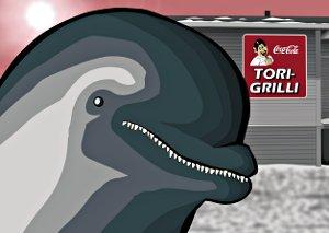 Delfiini on paras. Ossi Ojutkangas, 2011.